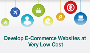 How to Develop E-Commerce Websites at Very Low Cost