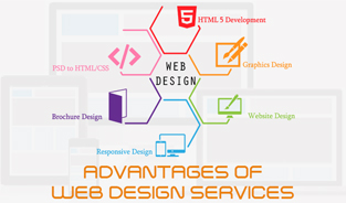 Take Advantages of Web Design Services in India